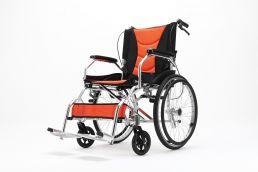 通和铝合金轮椅THL863LAJ-20带折背